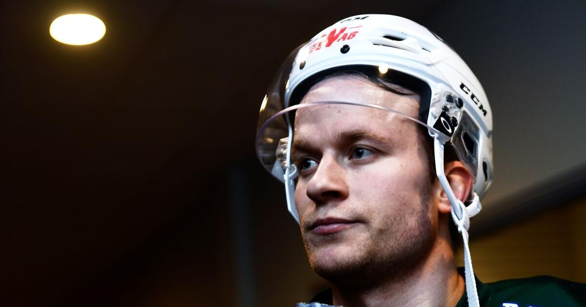 """UPPGIFTER: """"Lilliz"""" lämnar FBK för KHL nästa säsong"""