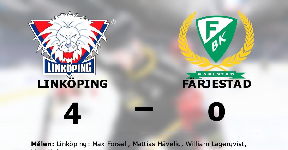 Färjestad föll borta mot Linköping