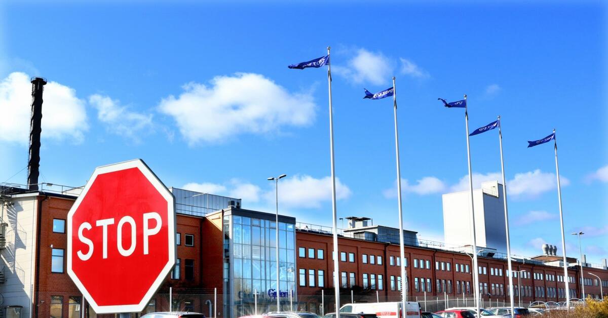 Nedskärning på Volvo - oklart hur många som drabbas i Skövde