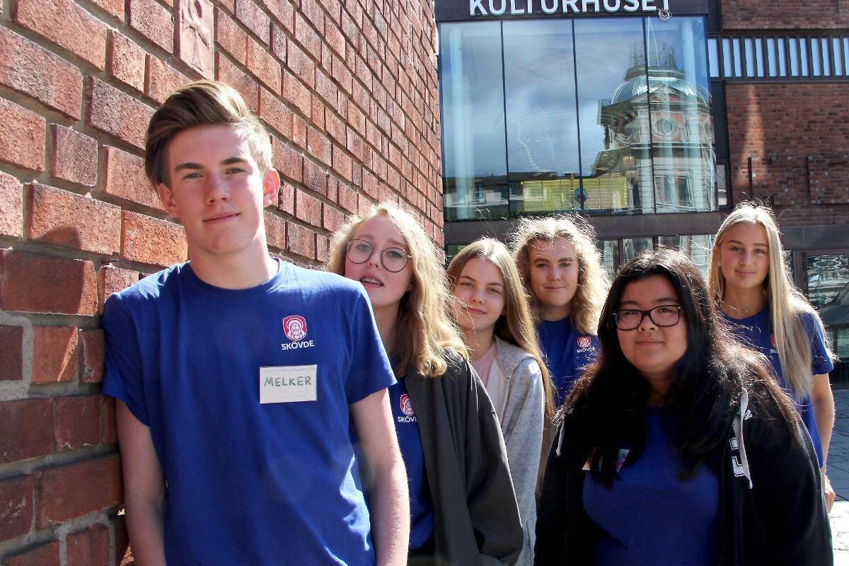 Ska få unga att upptäcka Kulturhuset Skaraborgs Allehanda