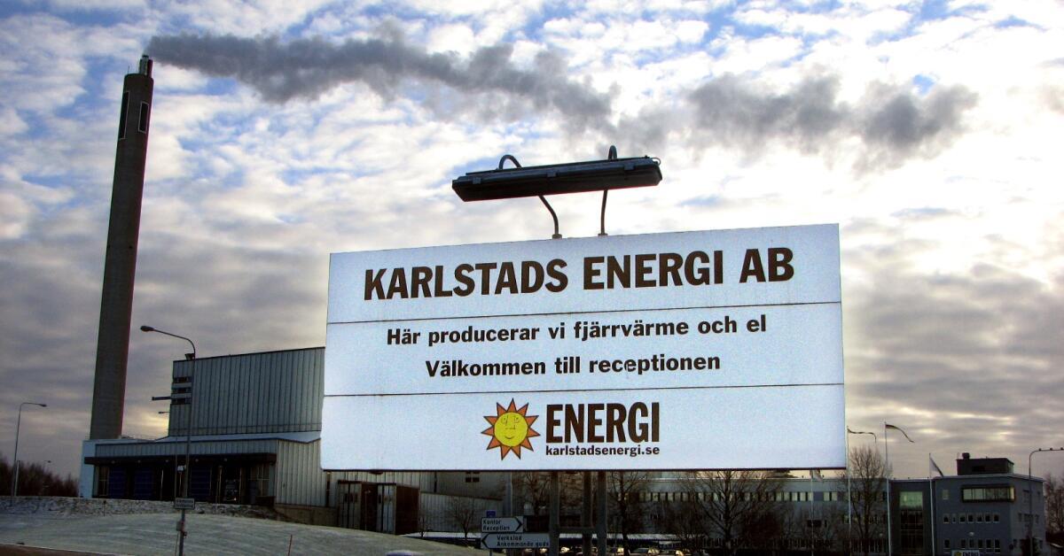 """Inte aktuellt att sälja Hammarö energi: """"Det är en iskall fråga"""""""