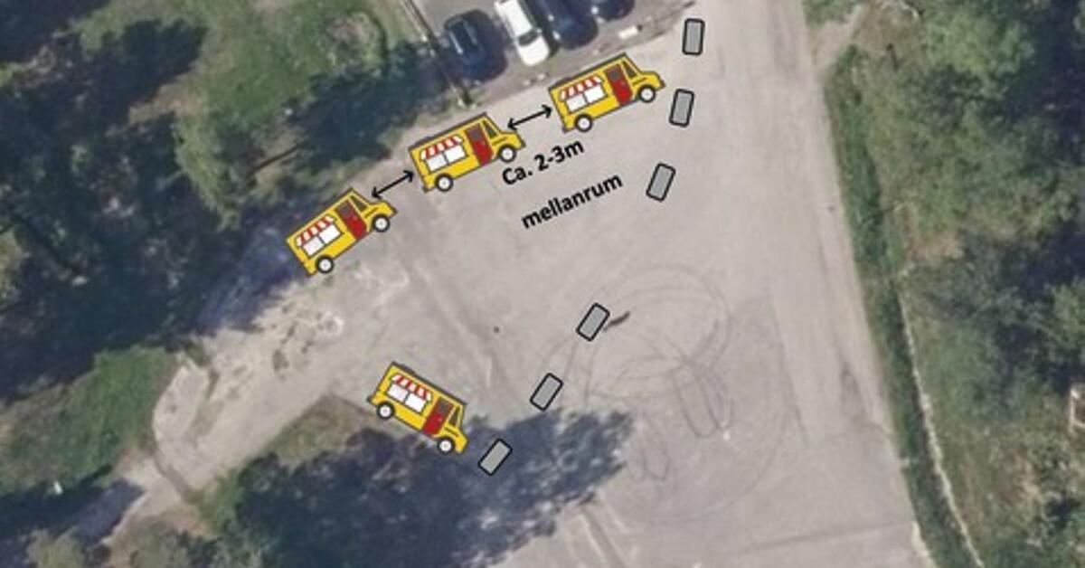 Kommunen tillåter fler snabbmatsbilar