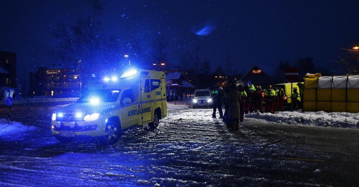 Över 150 evakuerade efter jordskred i Norge