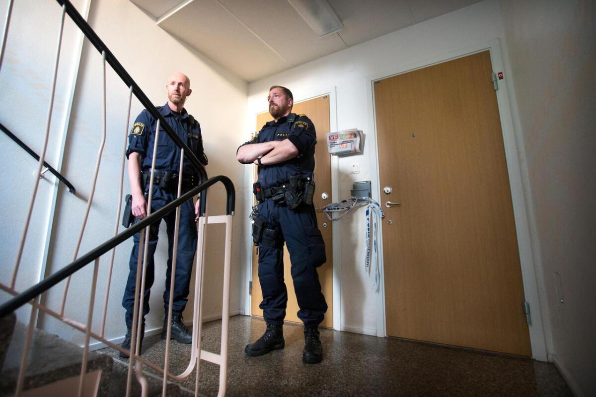 Man och kvinna misstnkta fr mordfrsk p Skoghall - NWT
