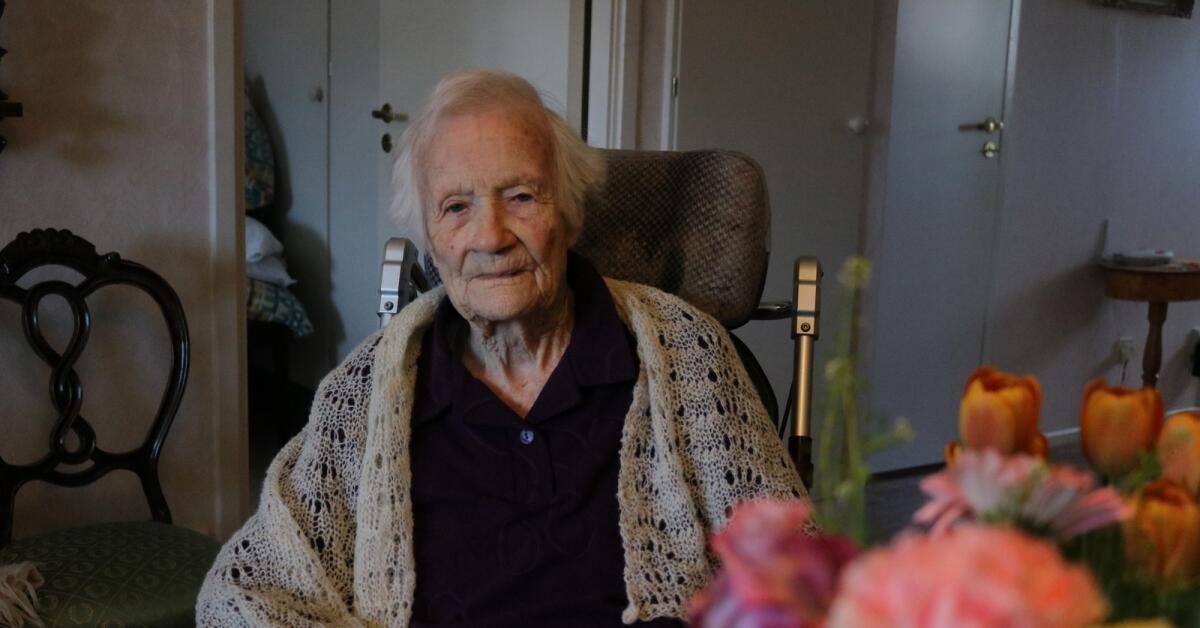 Värmlands äldsta fyller 108 år