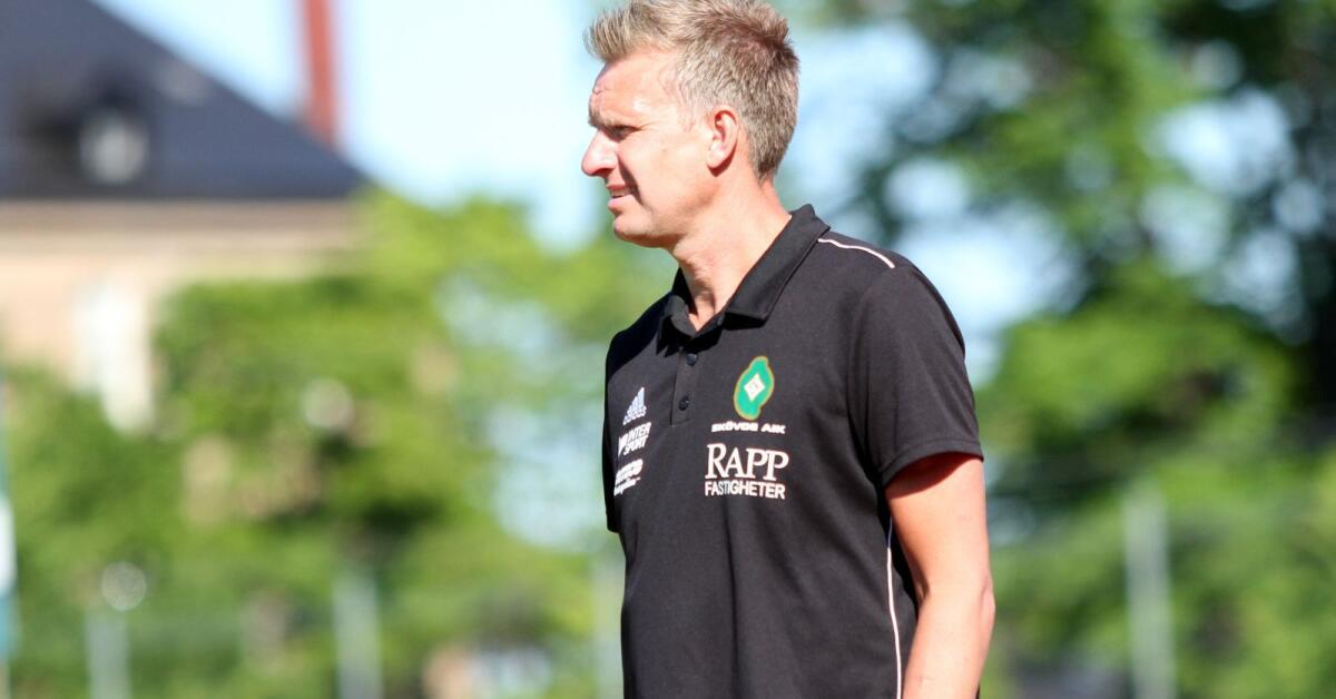"""Strind efter förlusten mot Eskilsminne: """"Jag är oerhört besviken"""""""