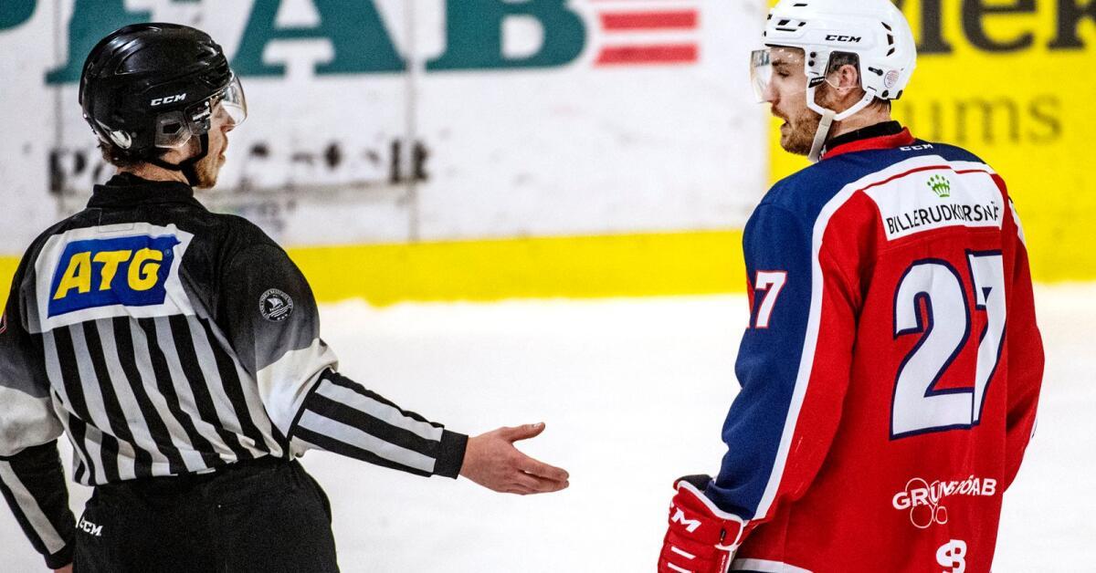 Mörkret: Grums åker ur hockeyettan