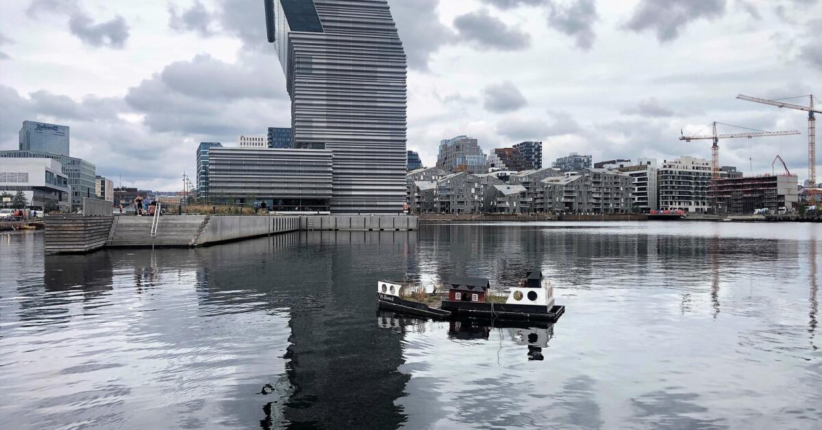 Invigningen av nya Munchmuseet milstolpe när Oslo växer vid vattnet