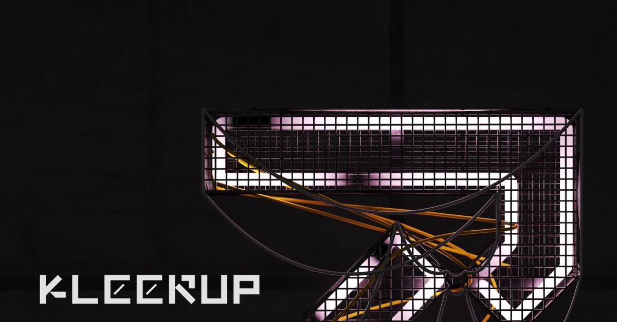 Kleerup - Ett tjuvkopplat GameBoy