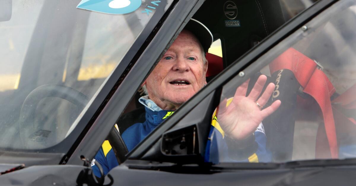 """Bror Danielsson, 73, en överraskning i startfältet: """"Ska bli jäkligt spännande"""""""