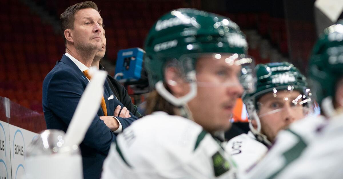 """FBK-tränare Pennerborn: """"Vi ställs mot ett desperat Brynäs"""""""
