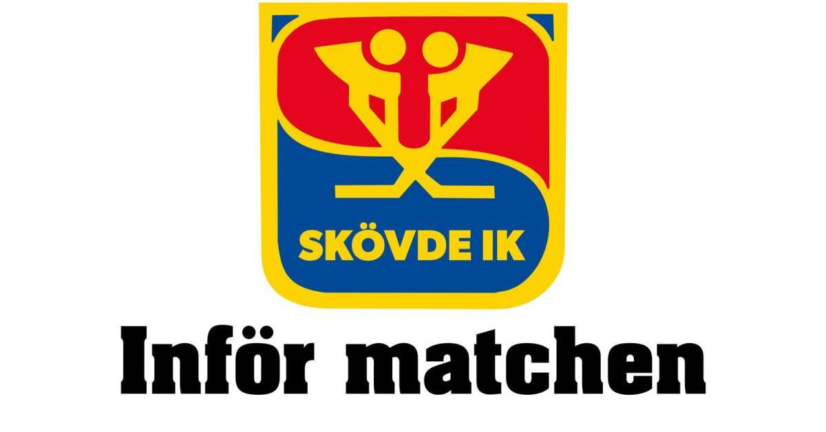 Inför Skövde IK-Nybro Vikings