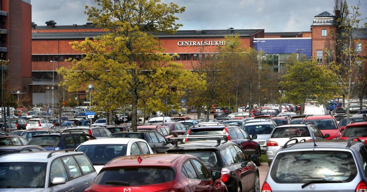 Nya parkeringsavgifter införs vid CSK efter påsk