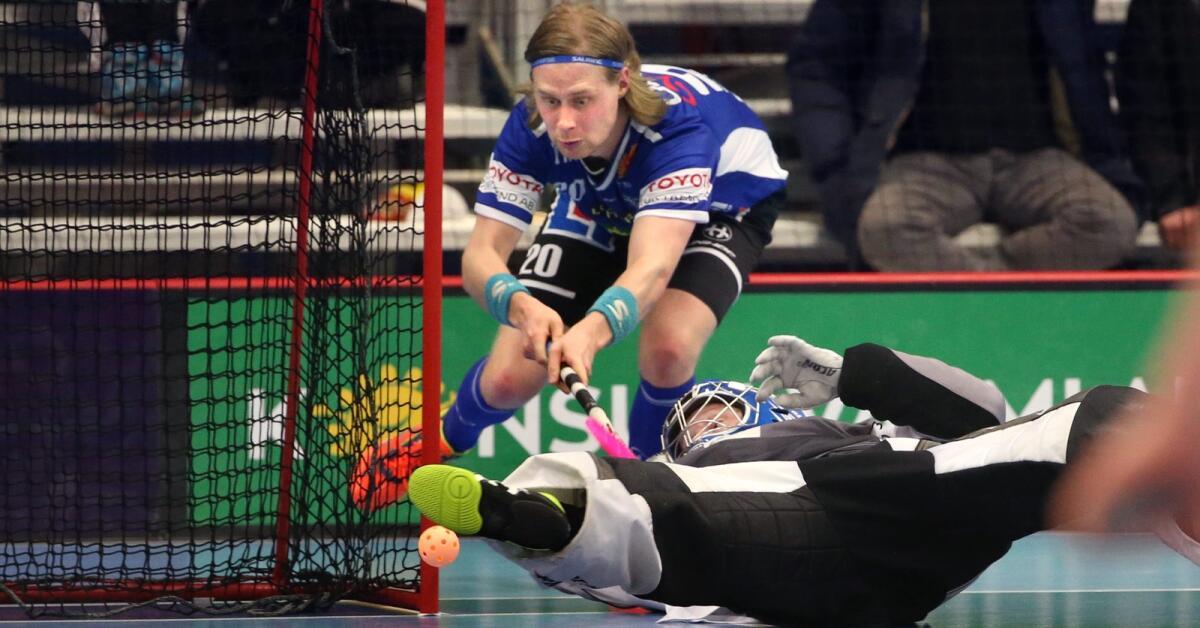 """Karlstads poängkung: """"Djurgården spelar retro-innebandy"""""""
