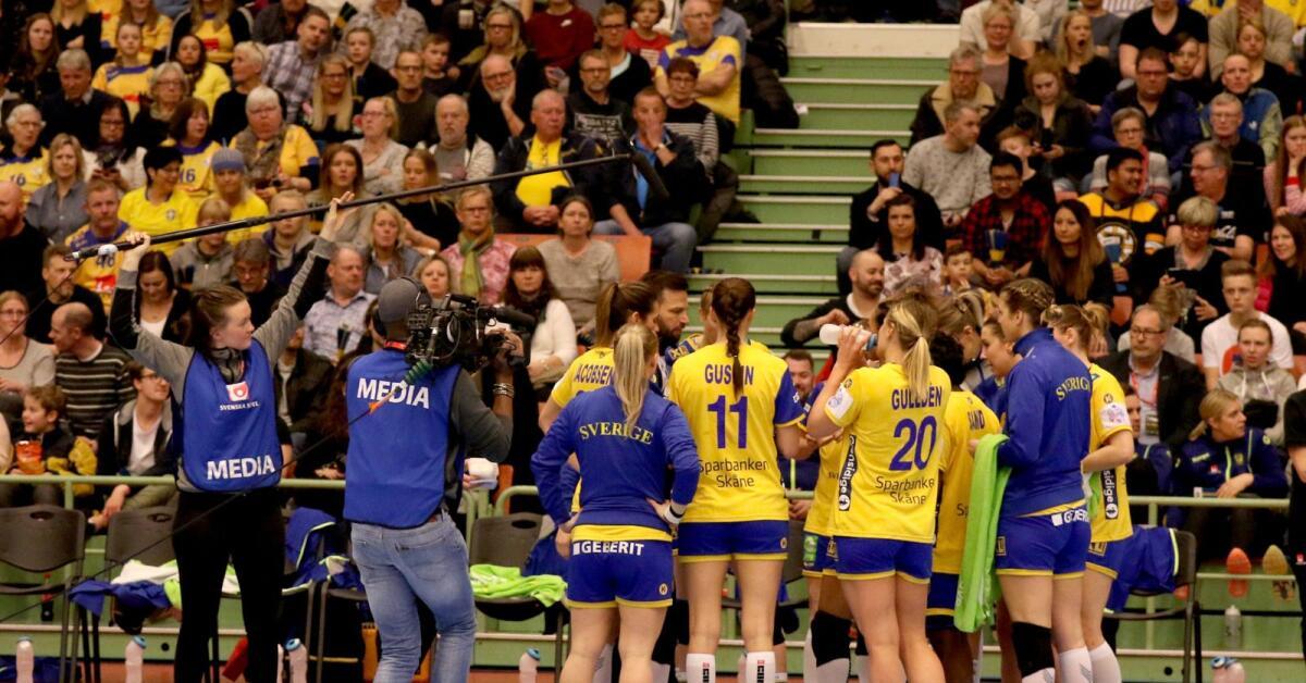 EM-kvalet i Arena Skövde flyttas fram