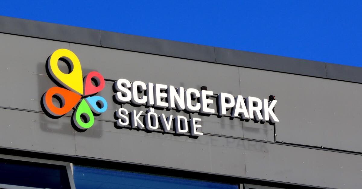2,5 miljoner till Science Park Skövde