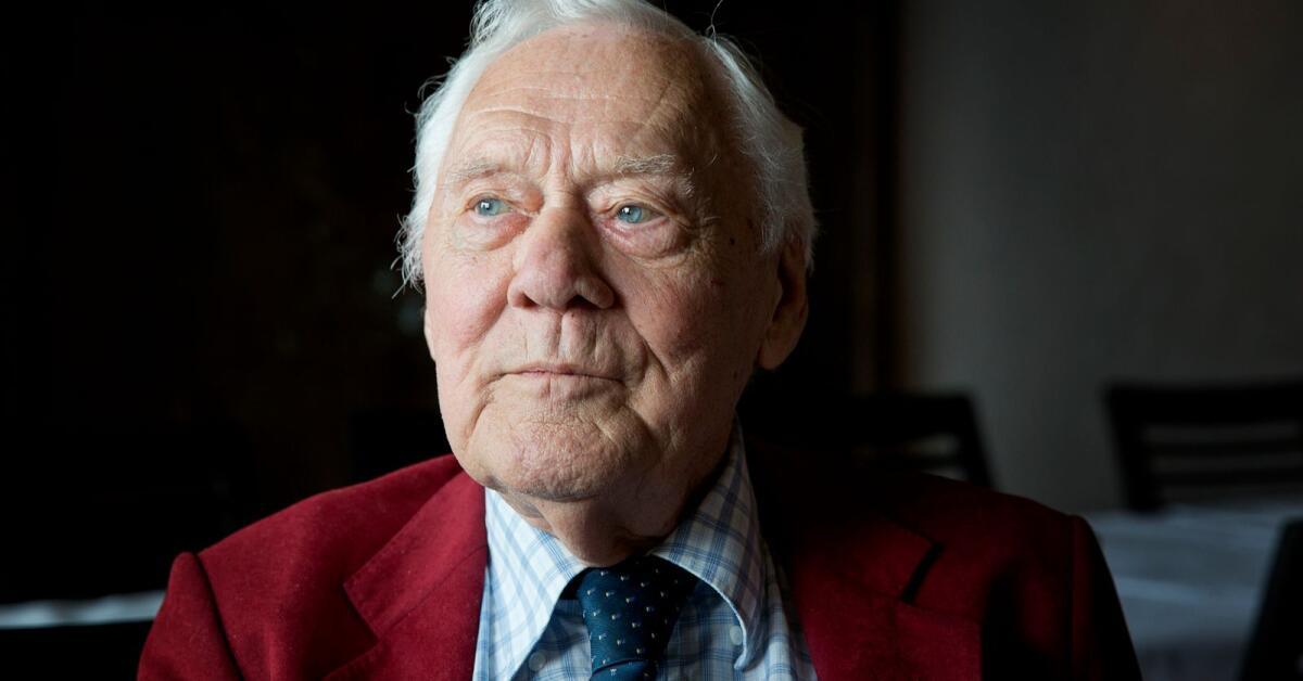 Olof Thunberg är död - gjorde rösten till Bamse