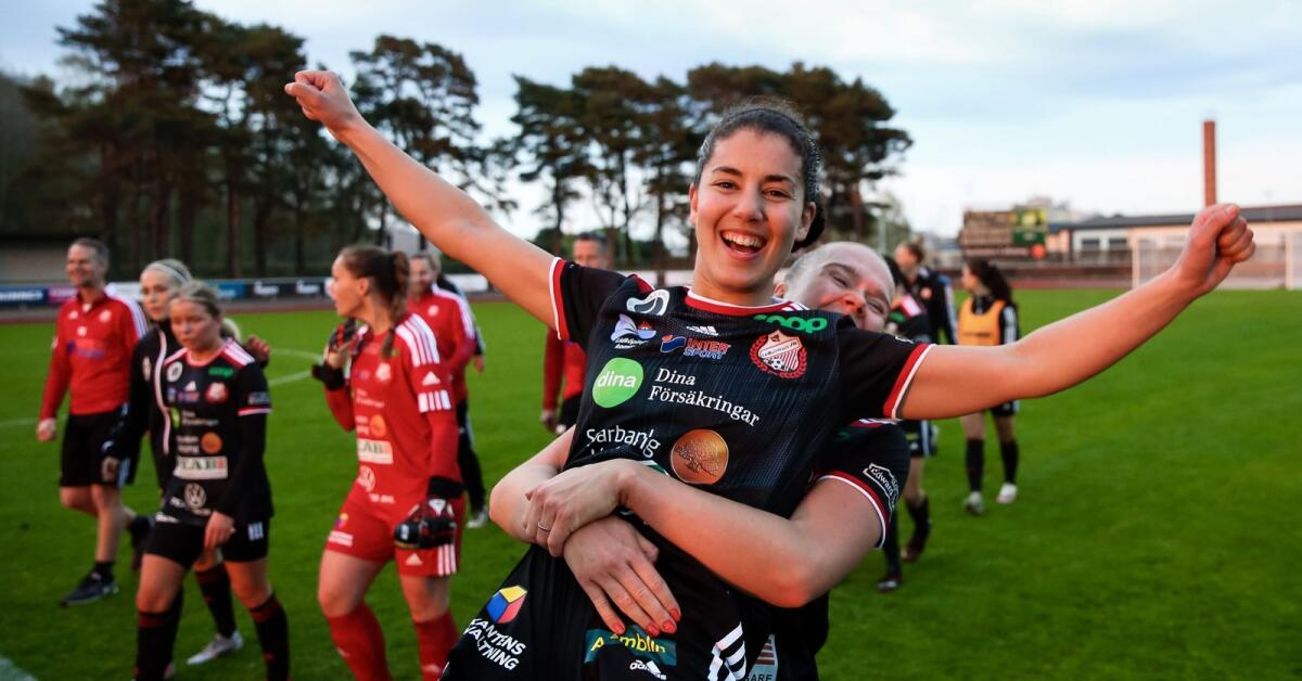 Boubezari hjälte när Lidköpings FK vann - igen