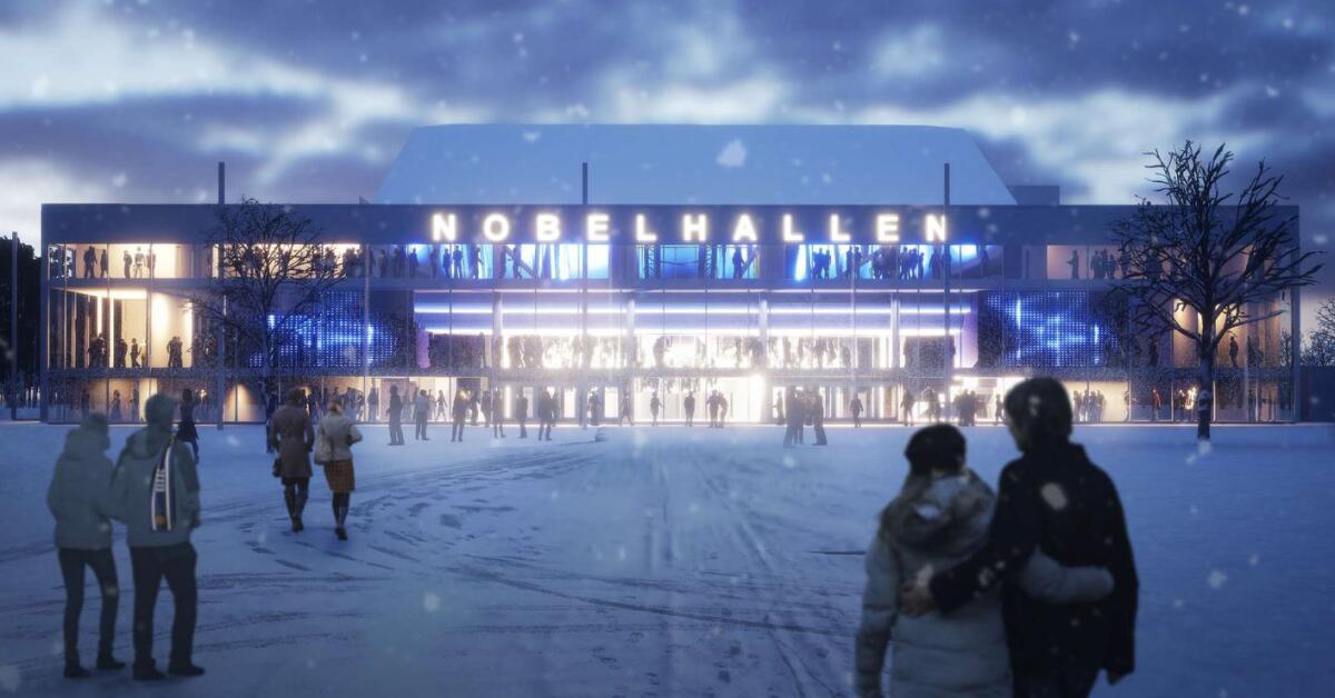 Förslag: Nobelhallen blir evenemangsarena
