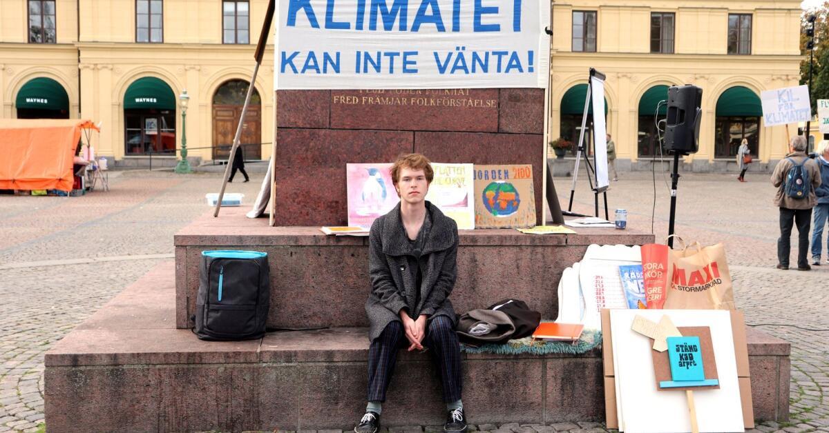 Klimatkrisens Stora Problem Medias Tystnad Nwt