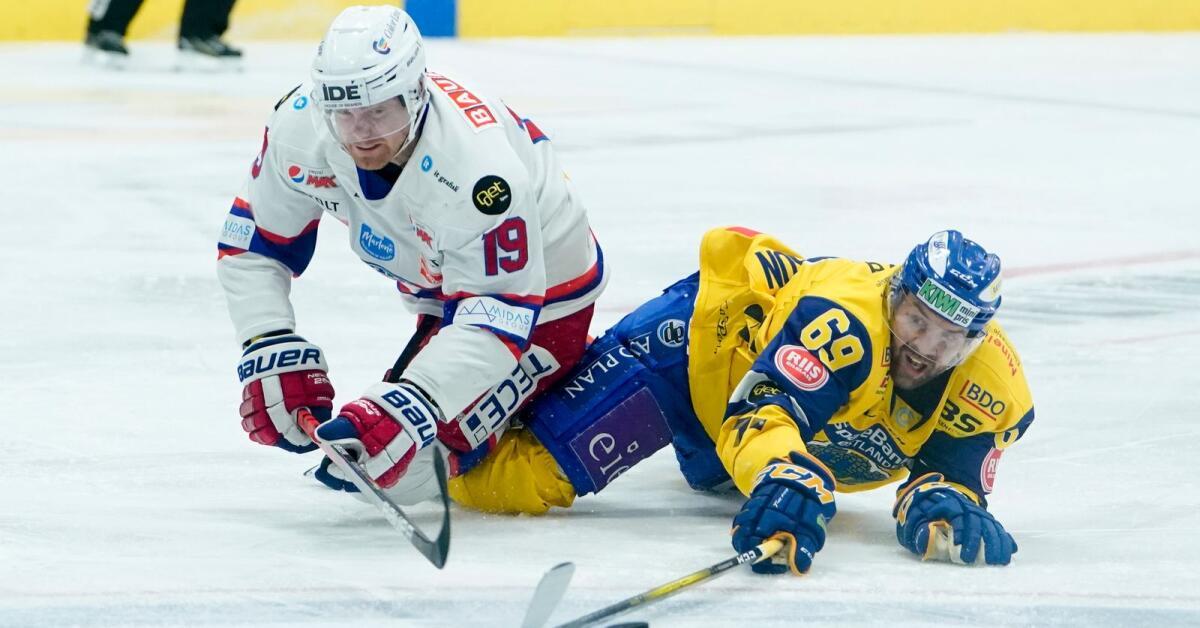 Norska ishockeyförbundet ställer in slutspelet