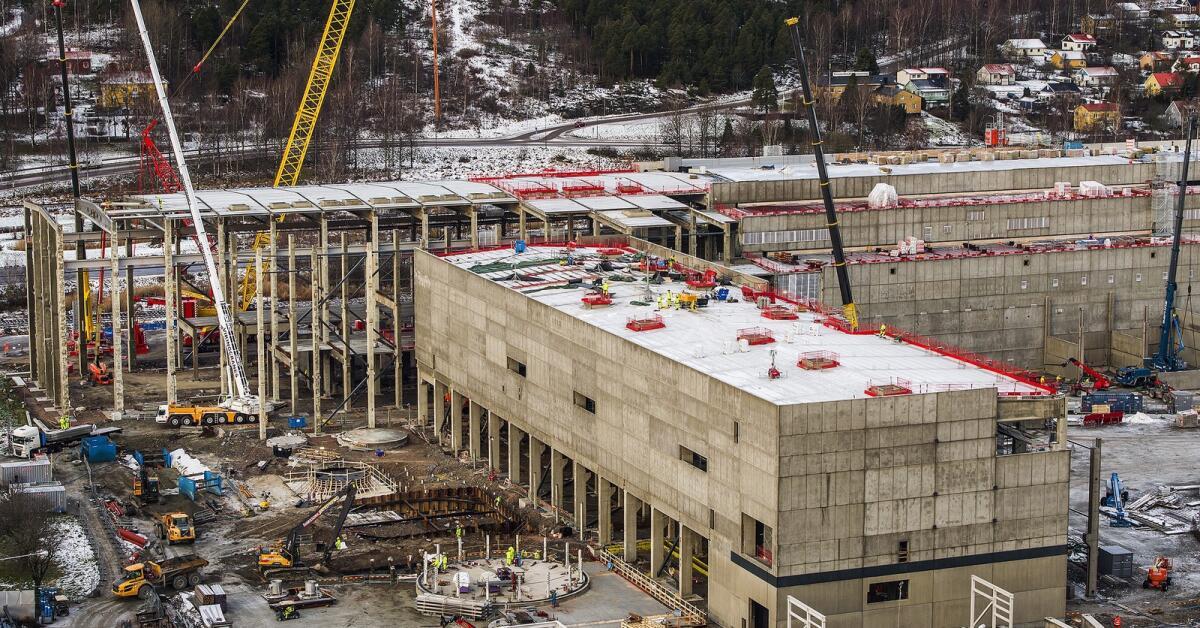 Jobbade på Gruvön utan lön - nu stäms byggfirma på miljonbelopp