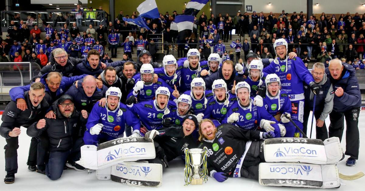 """Villa körde över Edsbyn - tog sin tredje cuptitel: """"Vi är bättre än guldlaget i fjol"""""""