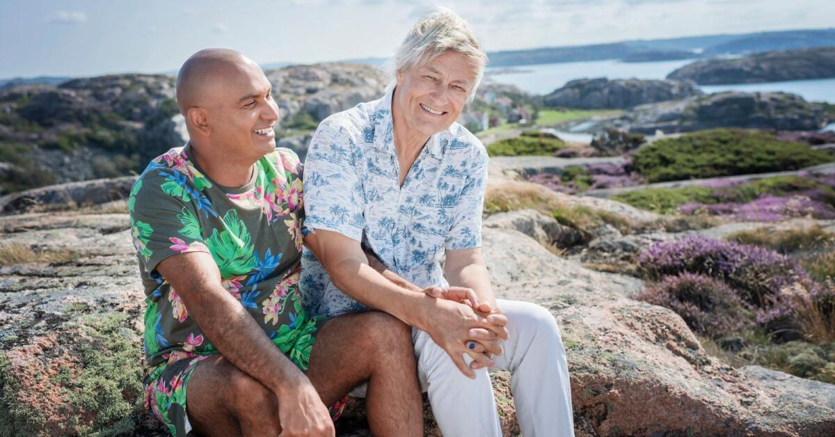 Lars Lerin tillbaka med ny tv-serie i höst