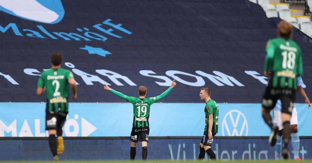 """Succén fortsätter för Norlin - nätade mot Malmö FF: """"Tänkte att den sitter nog"""""""