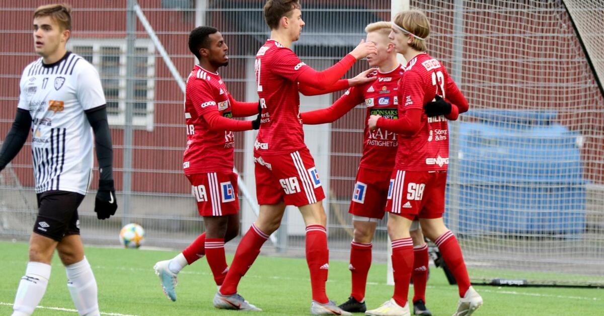 Skövde AIK:s spelprogram klart