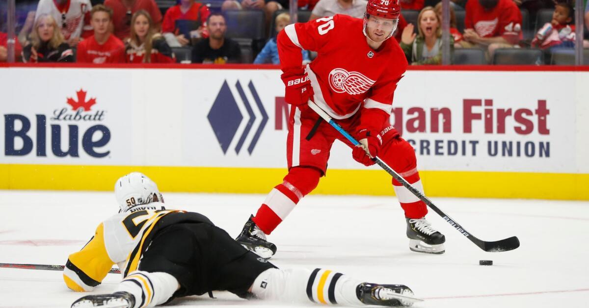 Lidköpingskillen lever i sin NHL-dröm - men framtiden är oviss för Christoffer