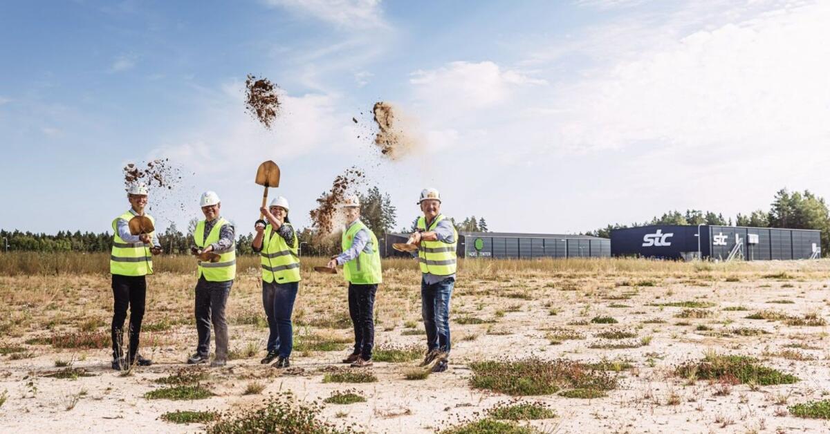 Skaraföretag bygger Rockwools nya fabrik i Skövde