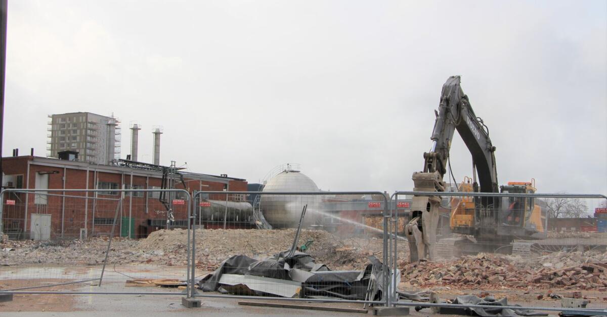 Ska bygga ytterligare 450 bostäder på Tullholmen