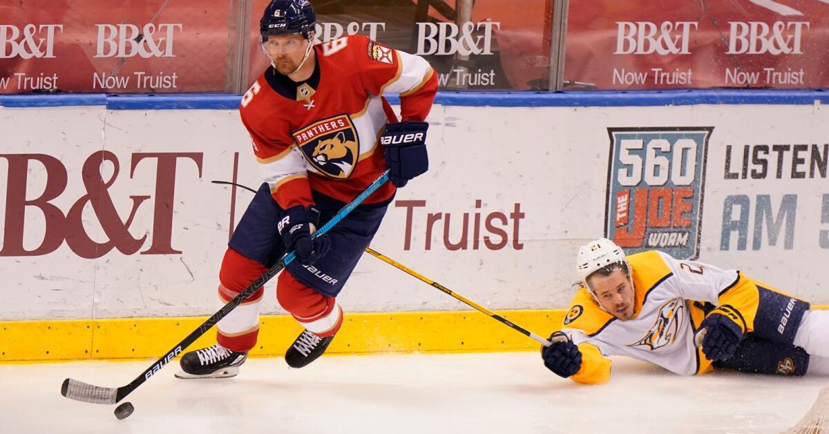 """Strålman bortbytt i NHL: """"Vill visa att jag fortfarande håller"""""""