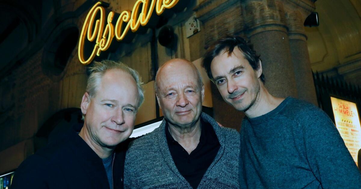"""""""Rain Man""""-skådespelare trivs i Värmland"""