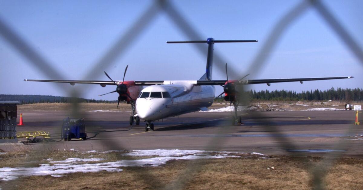 Förslaget: Karlstad blir ny beredskapsflygplats