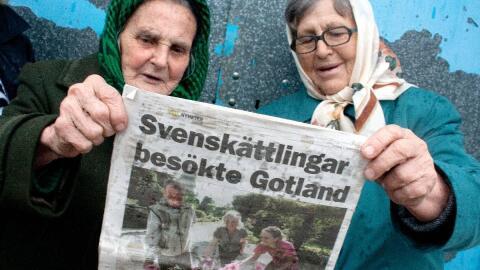 ukrainska kvinnor söker svenska män karlskoga