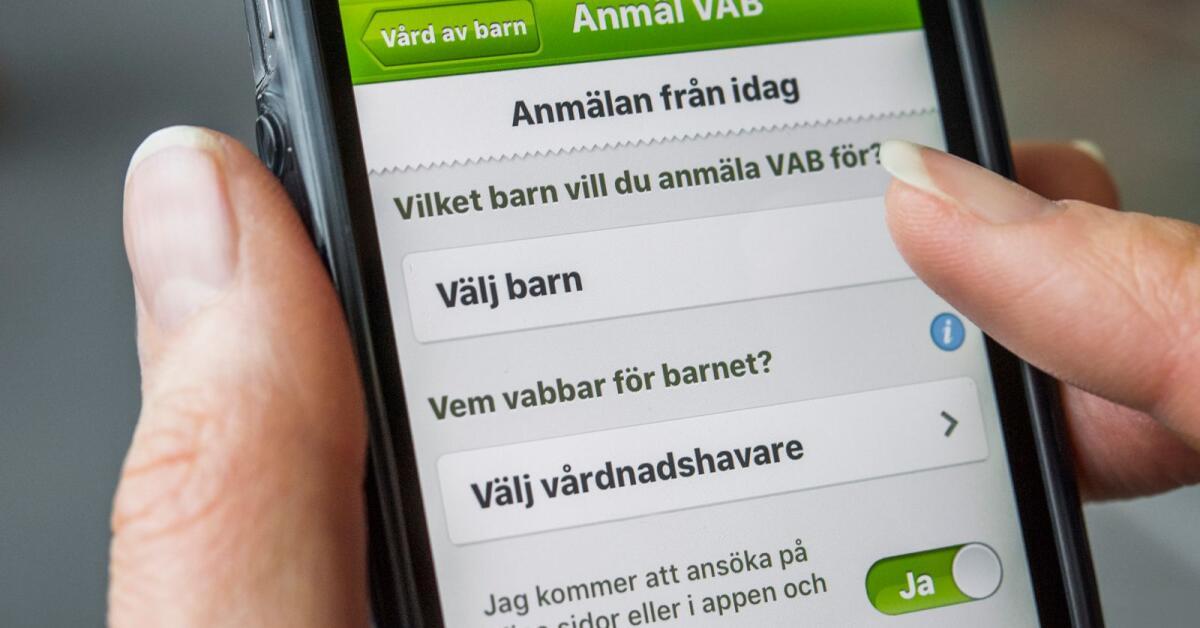 Fler vab-dagar under pandemin – Här ökade det mest i Värmland