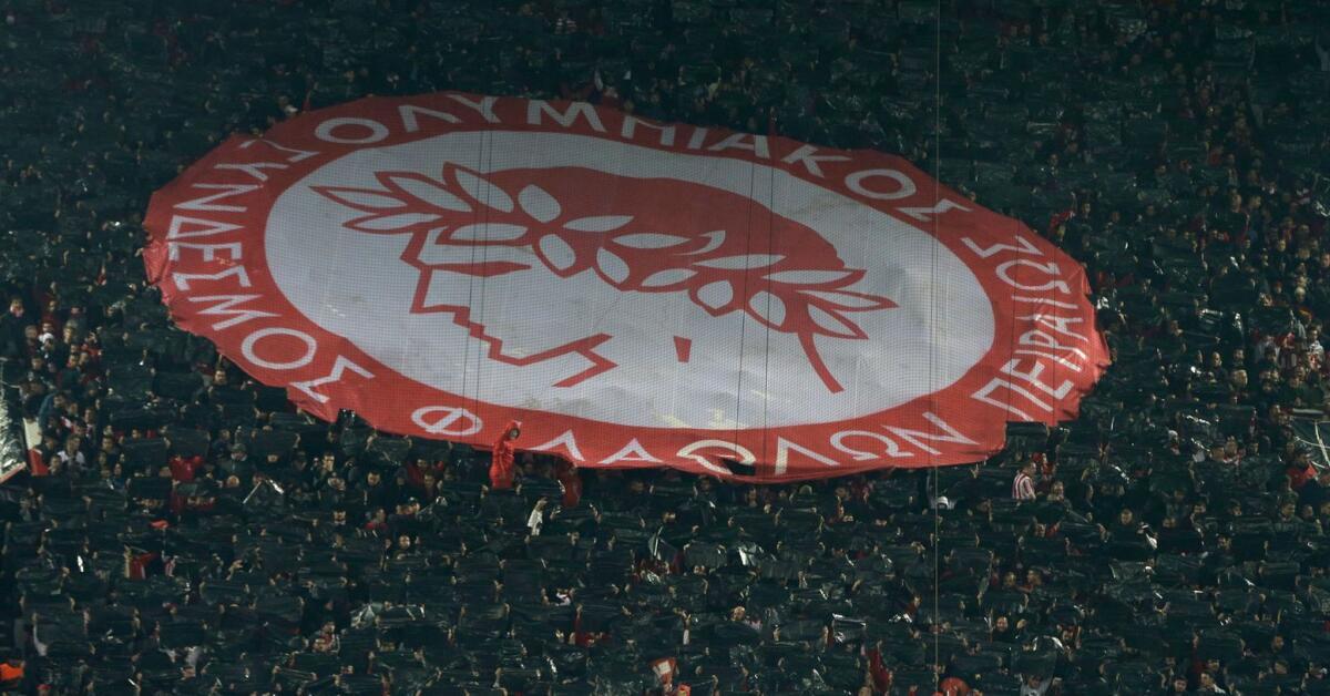 Hammarö FK + Olympiakos FC = sant